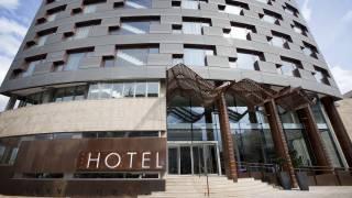 Hotel MasMonzon 2. Brualla-Alcaraz. Arquitectos.