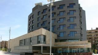 Hotel MasMonzon 3. Brualla-Alcaraz. Arquitectos.