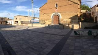 Plaza La Iglesia 2. Pueyo de Santa Cruz. Huesca. Brualla-Alcaraz. Arquitectos