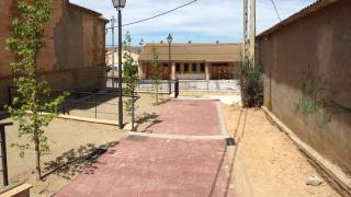 Plaza La Iglesia 3. Pueyo de Santa Cruz. Huesca. Brualla-Alcaraz. Arquitectos