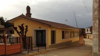 Centro socio cultural 1. Pueyo de Santa Cruz. Huesca. Brualla-Alcaraz. Arquitectos.