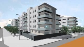 Edificio E05D1-2. Fuente Saso. Hinaco. Monzón. Brualla-Alcaraz. Arquitectos