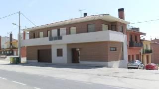Vivienda. Osso de Cinca 1. Huesca. Brualla-Alcaraz. Arquitectos.