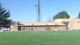 Vestuarios campo fútbol. Monzón. Huesca. 01. Brualla-Alcaraz. Arquitectos.