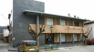 Casa consistorial. Ayuntamiento. Pueyo de Santa Cruz. Huesca. 01. Miguel Angel Brualla Palacín.