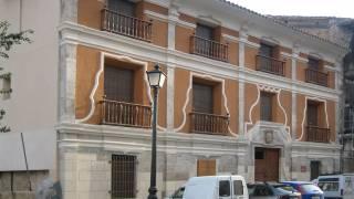 Rehabilitación Casa Guilleuma. Fonz (Huesca). Miguel Angel Brualla Palacín. Arquitecto. 01. Estado anterior.