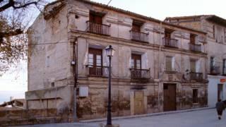 Rehabilitación Casa Guilleuma. Fonz (Huesca). Miguel Angel Brualla Palacín. Arquitecto. 02. Estado anterior.