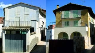 Vivienda turismo rural. Azanuy. 01. Huesca. Miguel Angel Brualla. Arquitecto.