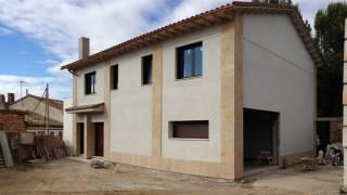 Rehabilitación. Cofita (Huesca). Brualla-Alcaraz. Arquitectos.