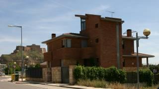 Vivienda unifamiliar aislada con garaje. Jacilla. Monzón. Huesca. Arquitectos. Brualla Alcaraz. 1