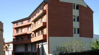 Edificio plurifamiliar. Santa Bárbara. Monzón. Huesca. Miguel Angel Brualla. Arquitecto.1