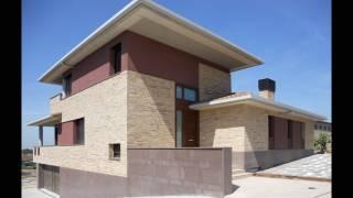 Vivienda unifamiliar aislada con garaje. Almunia de San Juan. Huesca. Arquitectos. Brualla Alcaraz. 1