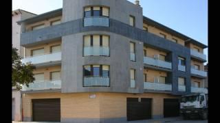 Edificio plurifamiliar 11 viviendas. Monzón. Huesca. Miguel Angel Brualla Palacín. Arquitecto.