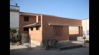 vivienda unifamiliar entre medianeras. Cofita. Huesca. Miguel Angel Brualla Palacín. Yolanda Alcaraz Quiroga. Arquitectos.
