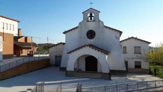 Plaza La Iglesia. Cofita (Huesca)